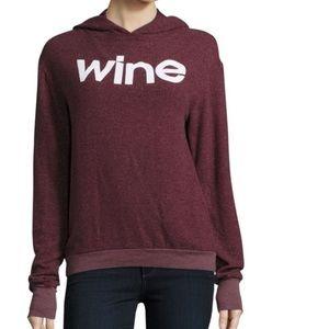 Wilcox Gypsy Wine Hoodie